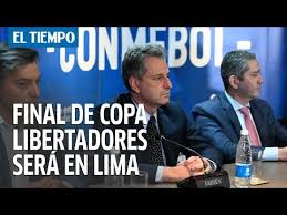 Riots in Chile… carry Copa Libertadores finale: From Santiago to Lima, Peru (video)