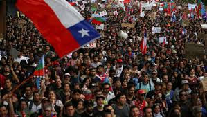 Chile: curfew in Santiago in effect for one week is suspended